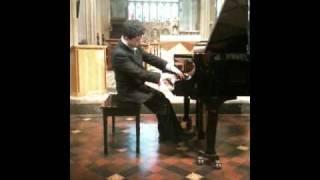 Diego Idarraga plays Franz Liszt Petrarca Sonetto 104