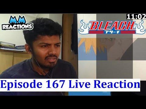 GRIMMJOW VS ICHIGO Finale!! - Bleach Anime Episode 167 Live Reaction