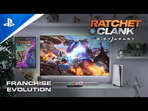 Ratchet & Clank: Rift Apart – Franchise Evolution   PS5