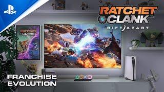 Ratchet & Clank: Rİft Apart – Franchise Evolution | PS5