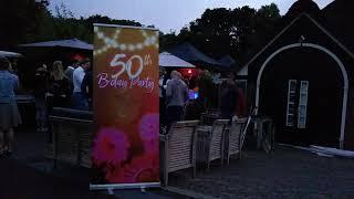 🍸 cocktailbar op verjaardag 6-7-2019 in Breukelen.
