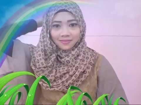 Tutorial Hijab Pashmina Simple dan Elegan - Simple Hijab Tutorial ...
