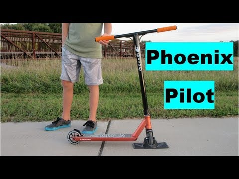 Phoenix Pilot Pro Scooter