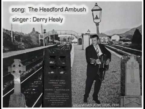 Headford ambush by Derry Healy