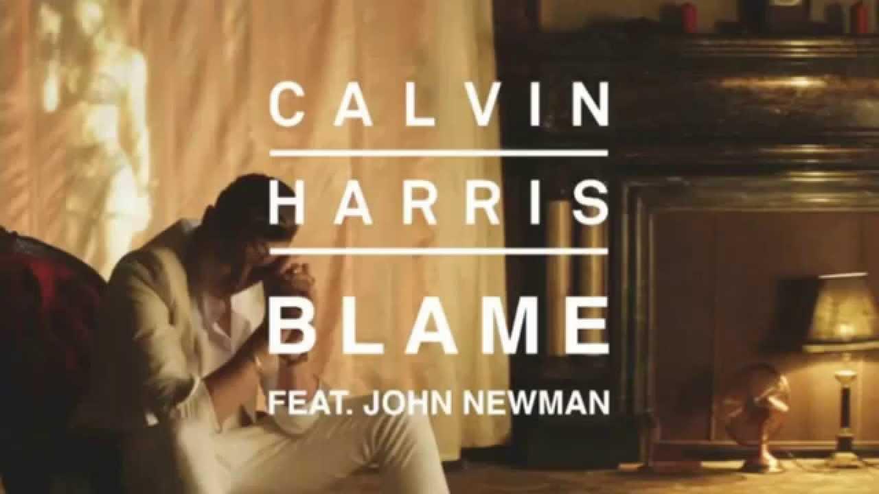 Calvin Harris-Blame English-Spanish Lyrics/Letra Inglés ...