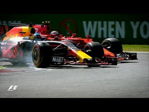 Ricciardo's Monza Masterclass | 2017 Italian Grand Prix