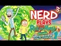 Nerd   Plays    Rick and Morty VR   1   Volatile Rickaction