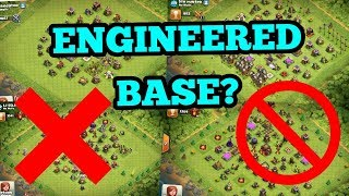 Clash of clans {NOW NO ENGINEERED BASES OR RUSHED BASES} COC
