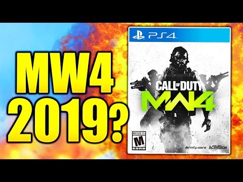 Call of Duty Modern Warfare 4 in 2019... thumbnail