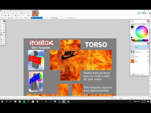 How To Make Your Own Custom Roblox Skin Youtube
