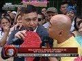 24Oras  Wally Bayola  muling napanood sa  Eat Bulaga  at nag sorry
