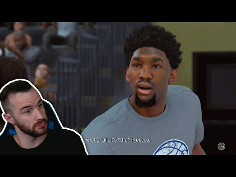NBA 2K18 My Career: Trust the Process - Episode 5