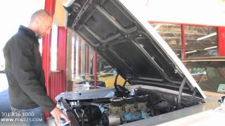 1964 Pontiac GTO 389 Tri-Power for sale with test drive, driving sounds, and walk through video