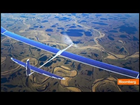 Facebook Eyes Solar Drones to Expand Connectivity