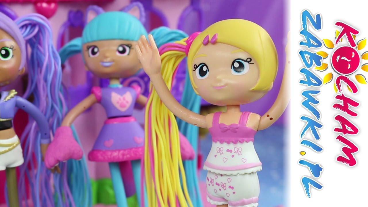 Dzień Fryzur – Betty Spaghetty & Barbie – Bajki dla dzieci