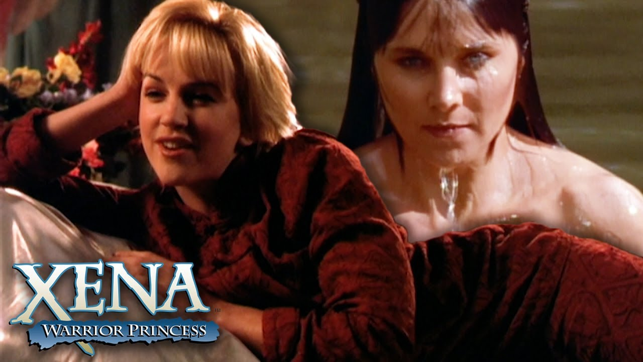 Download Gabrielle Talks Sex Appeal with Aphrodite | Xena: Warrior Princess