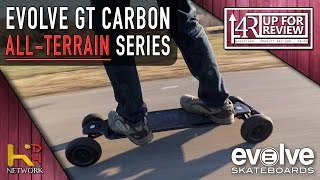 Evolve GT Carbon All-Terrain Electric Skateboard (Unboxing & In-Depth Review)
