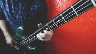 Kimbra - Cameo Lover [Bass Cover]