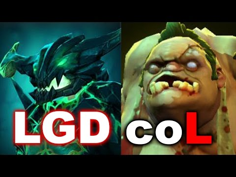 compLexity vs LGD  - Group C Winners - Boston Major Dota 2