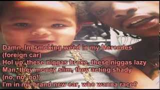 Tyga - We Dem Boyz Ft. Wiz Khalifa Remix (Lyrics)