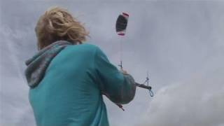 How To Start Flying A Flexifoil Kite