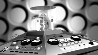 The Moonbase Recon - Early Tests - Interior Tardis