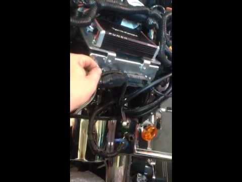 hqdefault how to mount an amplifier stereo install in harley davidson Boom Audio Amplifier at bayanpartner.co
