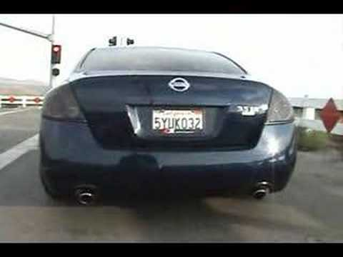 my 07 nissan altima 3.5se & my 04 g35c - youtube