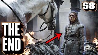 Game of Thrones Season 8 Series Finale   How will Ep 6 be Bittersweet?