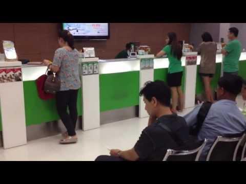 เหตุการณ์แย่ ๆ ที่แบงก์กสิกรไทยบ่ายวันนี้