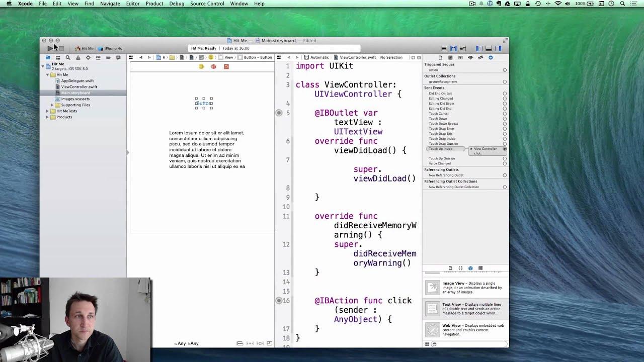 Gemütlich Xcode App Vorlage Galerie - Ideen Wieder Aufnehmen ...