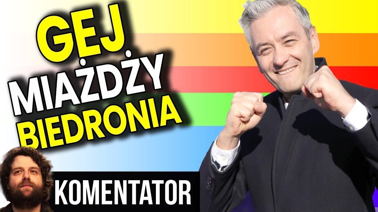 Gej Miażdży Argumentami Roberta Biedronia, Partię Wiosna Paradę Równości - Wywiad Analiza Komentator