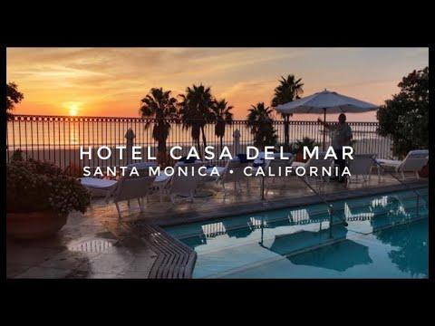 Santa Monica, CA - Hotel Casa Del Mar - Oceanfront King
