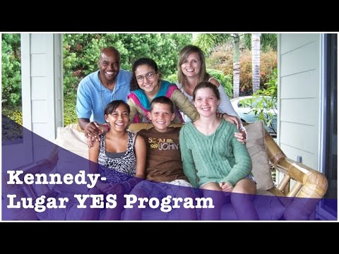 Kennedy-Lugar YES Program