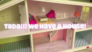 Building The Lundby Dollhouse