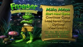 PS2 Longplay [018] Frogger: The Great Quest