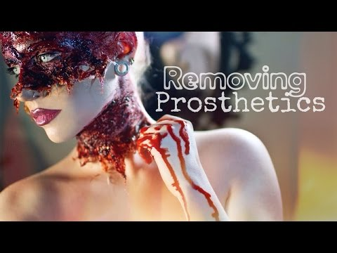 How to remove prosthetics & other FX stuff
