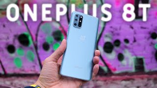 ONEPLUS 8T - UNBOXING AND FIRST IMPRESSION
