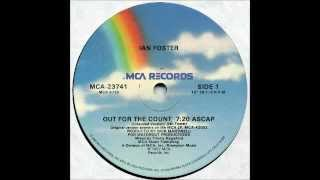 IAN FOSTER - Out For The Count (Extended Version) [HQ]