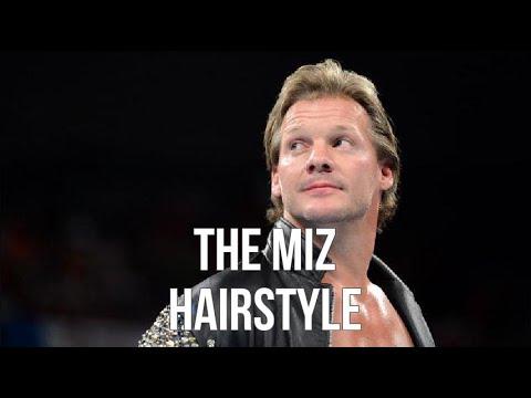 The Miz Hairstyle Youtube