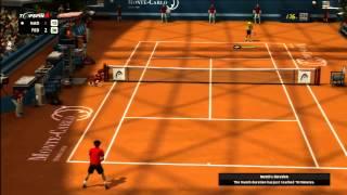 Top Spin 4 Online #23 Federer VS Nadal III