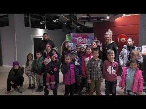 Kibice Razem: Seans w Multikinie nagrodą dla dzieciaków