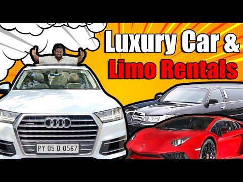 Experience Luxury Car Rentals at Chennai -  APJ Cabs - Luxury Car Rental In Chennai
