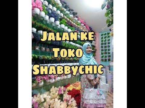 toko shabbychic rumah shabby chic - youtube