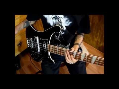 Ghost - Ritual [Bass Cover]
