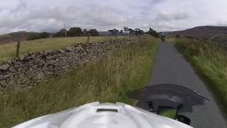 Crackpot to Reeth in Yorkshire Dales