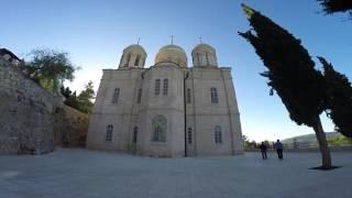 Горненский женский монастырь. Иерусалим.(, 2015-11-14T13:49:41.000Z)