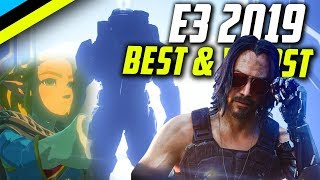 The BEST & WORST Moments Of E3 2019!