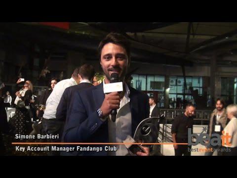 Bea Italia 2016, secondo premio a Fandango Club con 'Lancio Mondiale Cinturato Winter Pirelli'