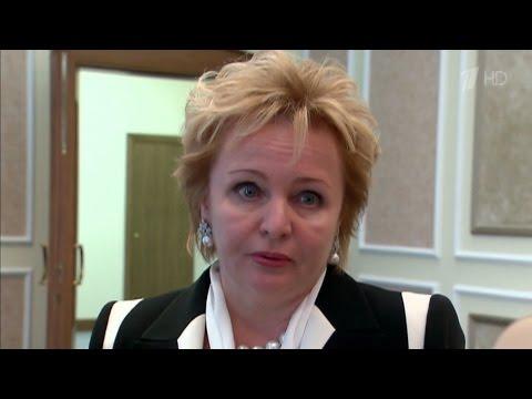 Людмила Путина.Мой муж уже давно убит.Я боюсь за детей и за себя.